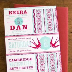Keira & Dan Custom